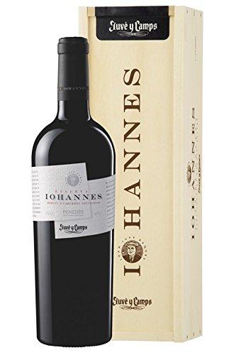 Iohannes vino tinto - Juve y camps - Iohanes en caja de madera: Amazon.es: Alimentación y bebidas