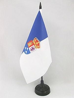 AZ FLAG Bandera de Mesa de la Provincia DE Las Palmas 21x14cm ...