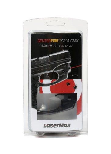 LaseMax CenterFire Laser Red