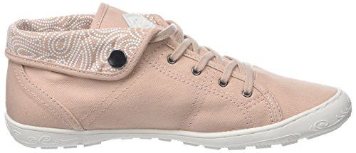 PLDM by Palladium Gaetane Twl, Baskets Basses Femme Rose (Nuage/Aborigene)
