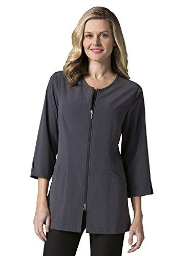 (Maevn Uniforms Smart Lab Coats - Ladies 3/4
