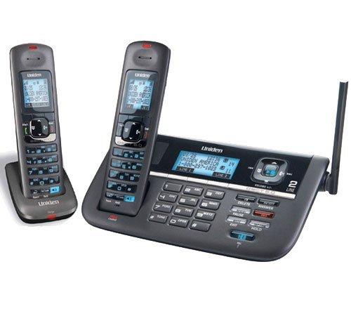 (Uniden DECT4086 Base and DCX400 Handset Cordless Phone)