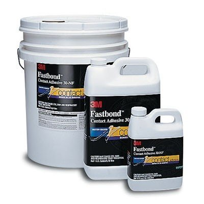 (3M 3M21187 Fastbond Contact Adhesive 30-Nf 5 Gallons - Green)