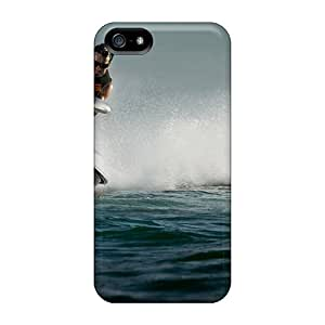Durable Watersport Boat Hd Back Cases/covers For Iphone 5/5s