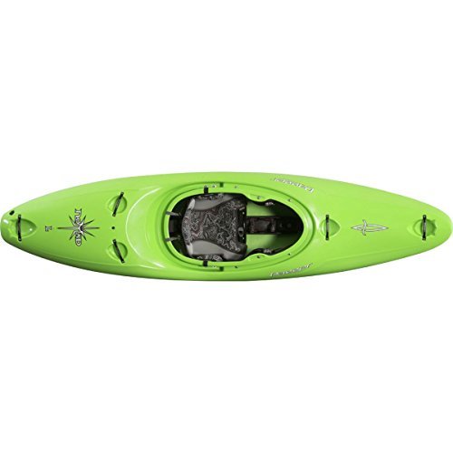Dagger Nomad Creeking Whitewater Kayak - Large, Lime