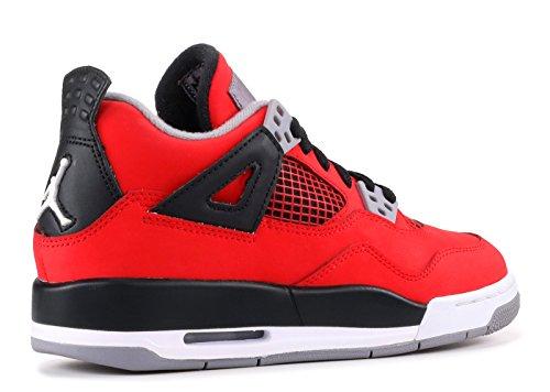 Jordan - Zapatillas de baloncesto para hombre rojo rojo 6 UK