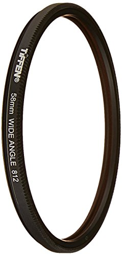 Tiffen 58WID812 58mm Wide Angle 812 Warming Filter by Tiffen