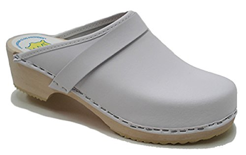 AM-Toffeln 100 Clogs in White White