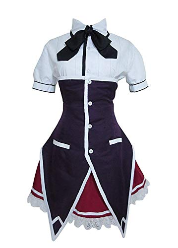 LYLAS Cosplay Costume Halloween Women's White School Uniform