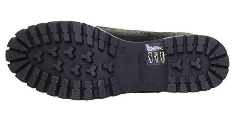 donna xb Nero Justin Boots cd141 35 da 5200 Chelsea lucido Boot 5 Reece zzIqZF8p