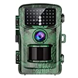TOGUARD Trail Camera 14MP 1080P Wildlife Scouting Hunting Camera Motion Activated Night Vision Game Cam with 2.4'' LCD Display IP56 Waterproof Design for Wildlife Hunting and Home Security
