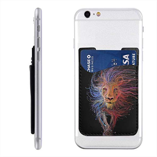 BOBENPONE Lion with Color Data Lines Phone Card Package PU 2.4