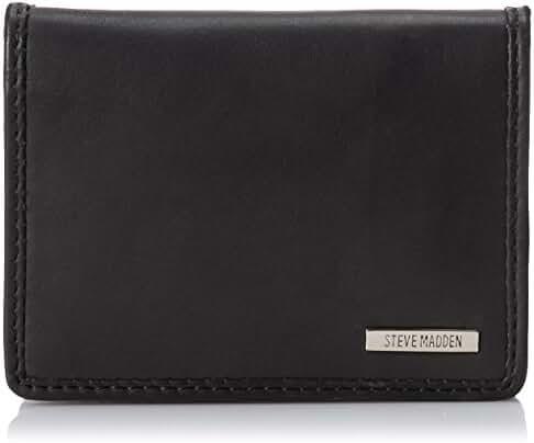 Steve Madden Leather Card Carrier