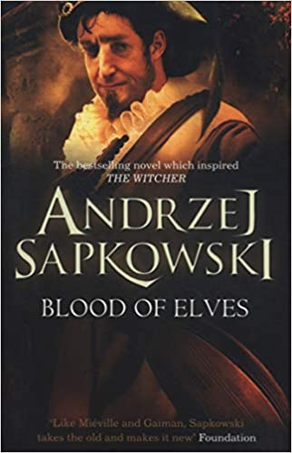 Image result for blood of elves andrzej sapkowski