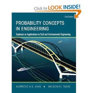 Probability Concepts in Engineering 2nd Second edition byTang