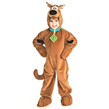 Rubies Costume Scooby, Doo Child's Deluxe Scooby Costume, Toddler