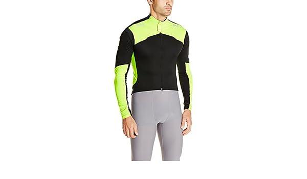 Amazon.com   Pearl Izumi - Ride Men s Pro Aero Long Sleeve Jersey ... 20305aae0