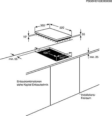 Aeg - Vitroceramica Modular Induccion Indep. Hc452600Eb ...