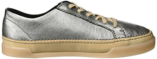 Clarks Women's Hidi Holly Low-Top Sneakers Grey (Silver Metallic) cheap sale with mastercard 9NlF3CIFRD