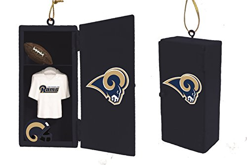 Los Angeles Rams Team Locker Ornament