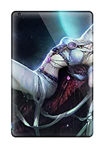 Durable Protector Case Cover With Beautiful Fantasy Girl Hot Design For Ipad Mini 2