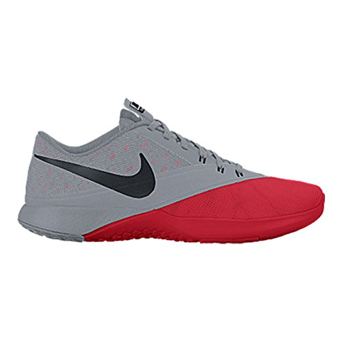 NIKE Herren FS Lite Trainer 4 Universität Red / Black-Stealth