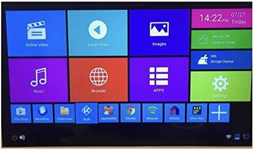Android TV Box Totalmente Xtreme 2019 Kodi TV Cajas KODI 18 Ultimate máquina te Lleva a Otra dimensión 4 x CPU Marshmellow 7.1 UHD 8 GB 2 GB WiFi y Ethernet 4 K: Amazon.es: Electrónica