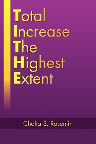 Download Total Increase The Highest Extent pdf epub