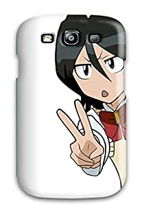 Galaxy S3 Case, Premium Protective Case With Awesome Look - Bleach