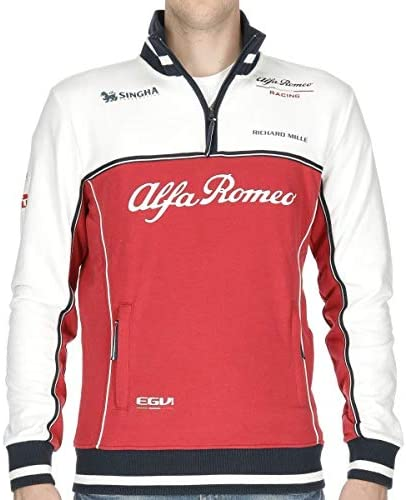 Sauber Motorsport AG Sweat zipp/é Team Replica Alfa Romeo Racing