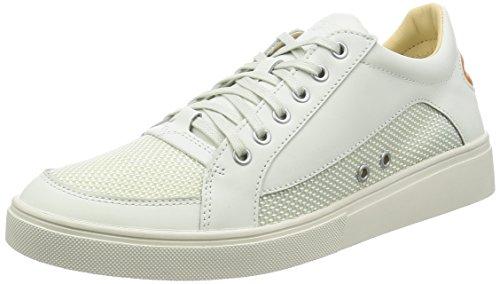 Diesel Herren Weiß S-Groove Low Sneakers