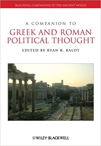 A Companion to Ancient Greece and Rome on Screen (Blackwell Companions to the Ancient World)