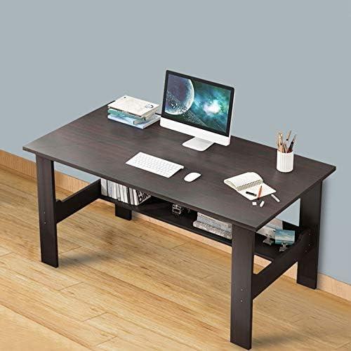 Home Desktop Computer Desk Wooden Computer Table