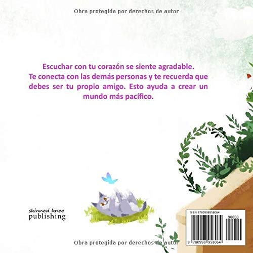 Escuchando Con Mi Corazon Una Cuento De Bondad Y Autocompasion Listening With My Heart Spanish Edition Garcia Gabi Tan Ying Hui 9780998958064 Amazon Com Books