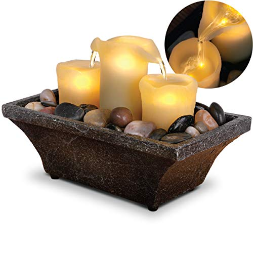 Order Meditation LED Candle Fountain - - Order