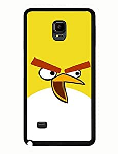 Angry Birds Print Artistical Series Cartoon Samsung Galaxy Note 4 Drop Proof Case yiuning's case