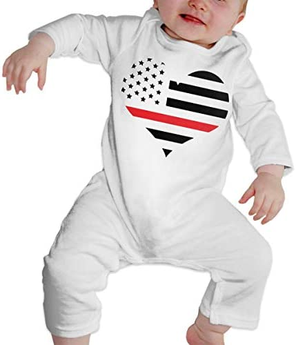 U88oi-8 Short Sleeve Cotton Rompers for Baby Boys and Girls Soft Pitbull DAD Crawler