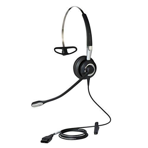 Jabra 2400 II QD Mono NC 3 in1 Wired Headset - Black by Jabra (Image #1)