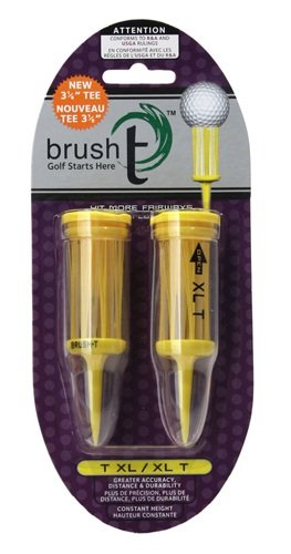 Xlt Brush Tee (Brush T Pro Flexible Golf Tees / XL)