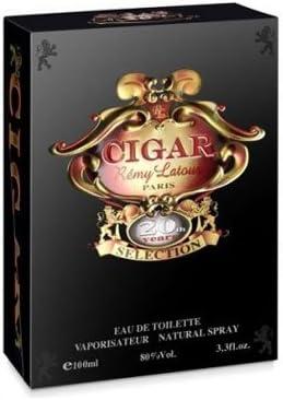 Cigar 20th Year Selection Perfume Hombre de Remy Latour 100