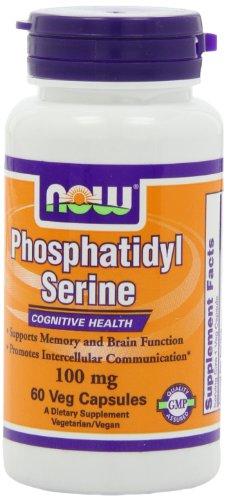 NOW Phosphatidyl Serine 100mg Capsules