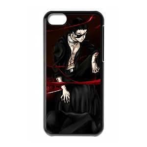 Deadman Wonderland iPhone caja del teléfono celular 5c funda Negro caja del teléfono celular Funda Cubierta EEECBCAAB04127