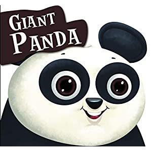 Cutout Board Book: Giant Panda(...
