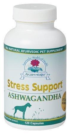 Ayush Herbs - Ashwagandha Vet 90 tabs by Ayush Herbs