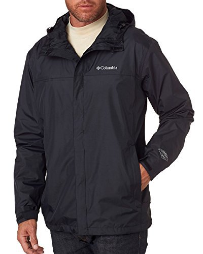 Columbia Men's Watertight II Packable Rain Jacket by Columbia