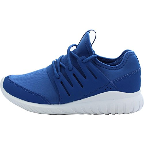 adidas Originals Tubular Radial K EQT Blue Neoprene Youth Trainers Eqt Blue