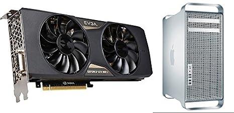 Nvidia GTX 980 Ti 6 GB para Mac Pro 2008 - 2012 (Tarjeta gráfica ...