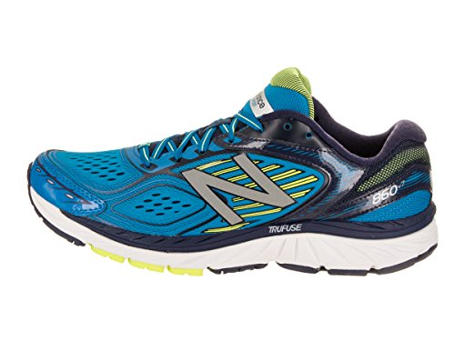 New Balance M 860 D BY7 Blue Yellow Mehrfarbig