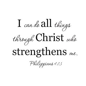 philippians 4 13 coloring page - i can do all things through christ who