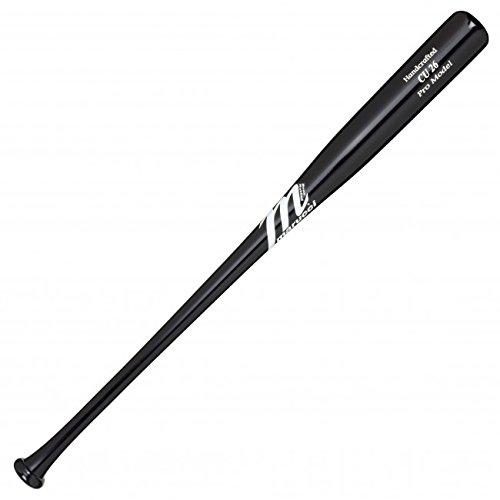 Marucci Cu26 Maple Baseball Bat, black, 33 inch/31 (Ash Adult Wood Baseball Bat)